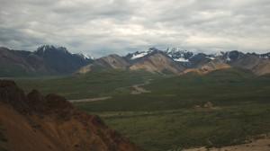 Large open landscapes