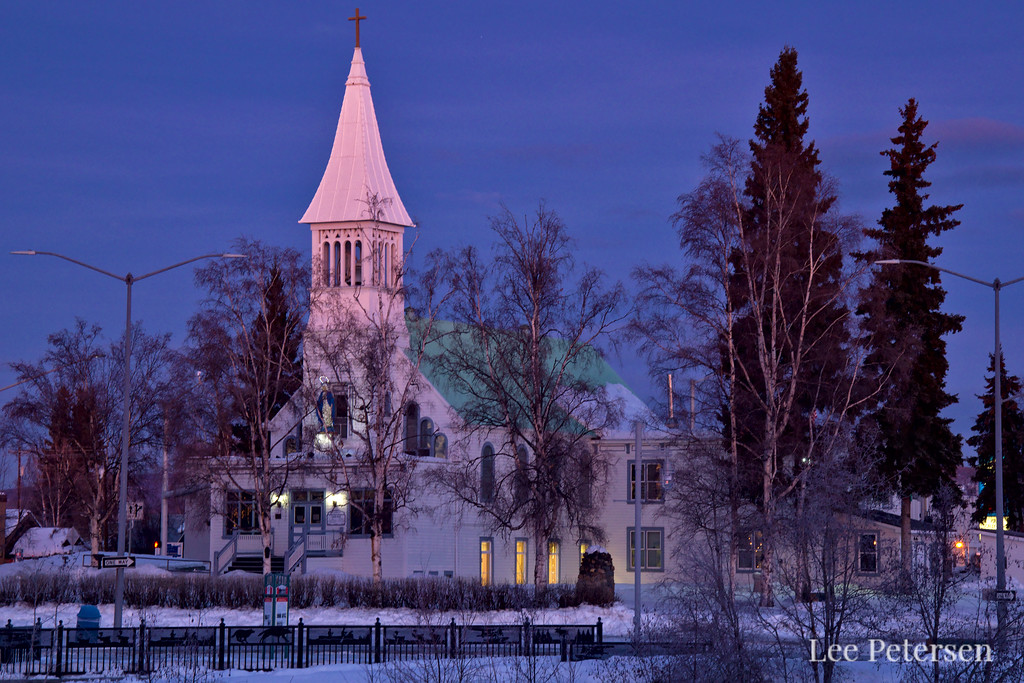 Immaculate Conception Parish in Fairbanks, Alaska