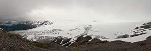 Harding Icefield and Exit Glacier - Kenai Fjords National Park