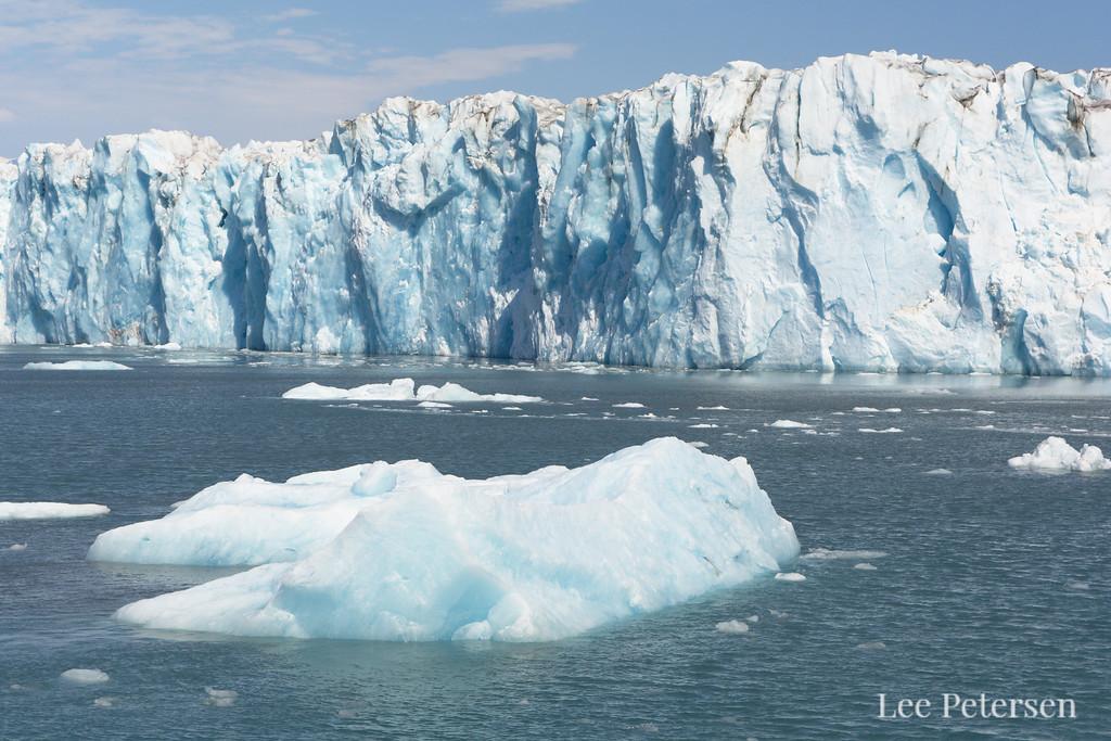 The Columbia Glacier