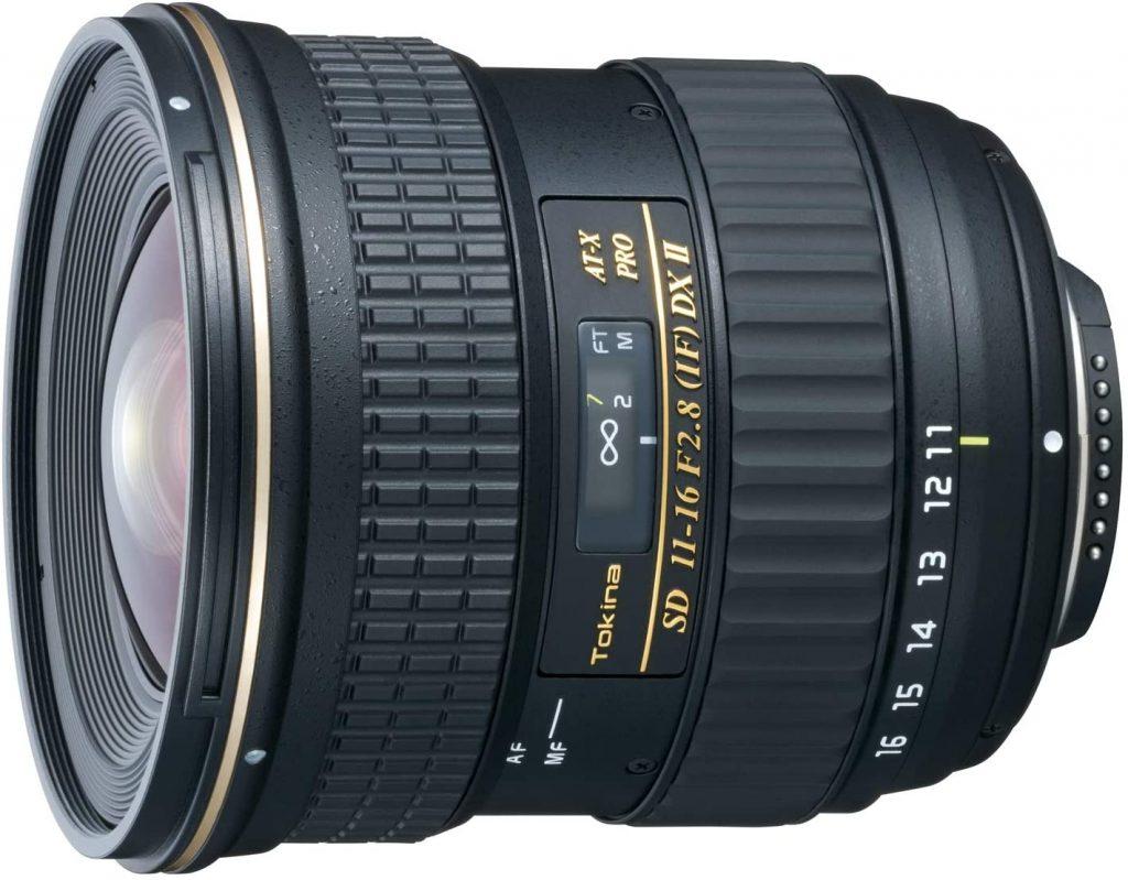 Tokina 11-16mm f/2.8 lens