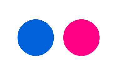 Flickr color logo